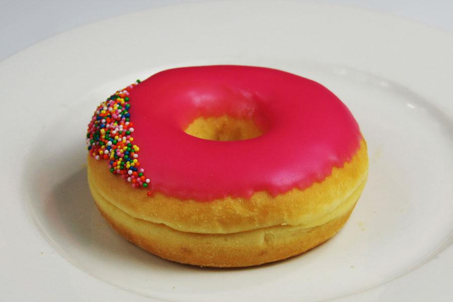 Donut-caramel