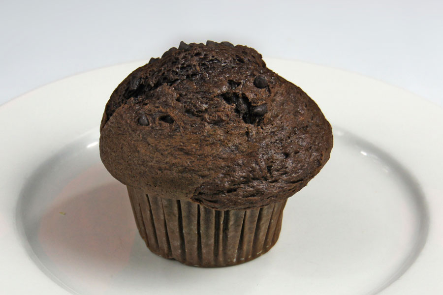 Muffin-double-chocolate-cup
