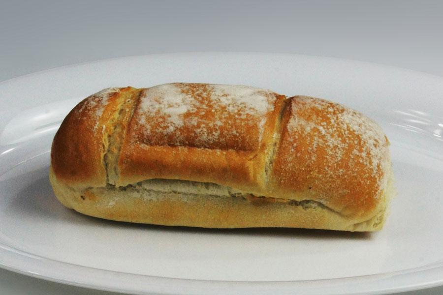 Torpedo-roll-flour
